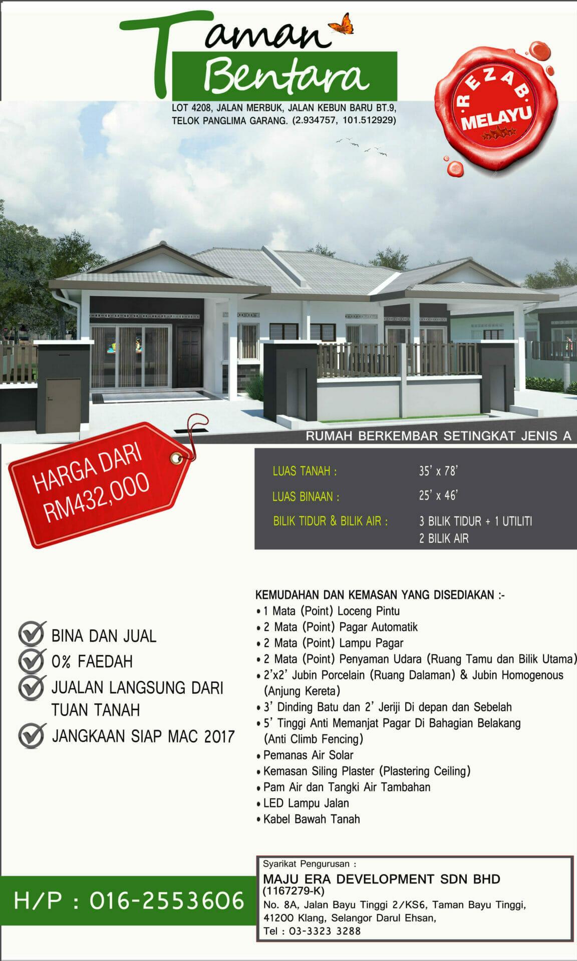 Lot 4208 Taman Bentara, Teluk Panglima Garang 51
