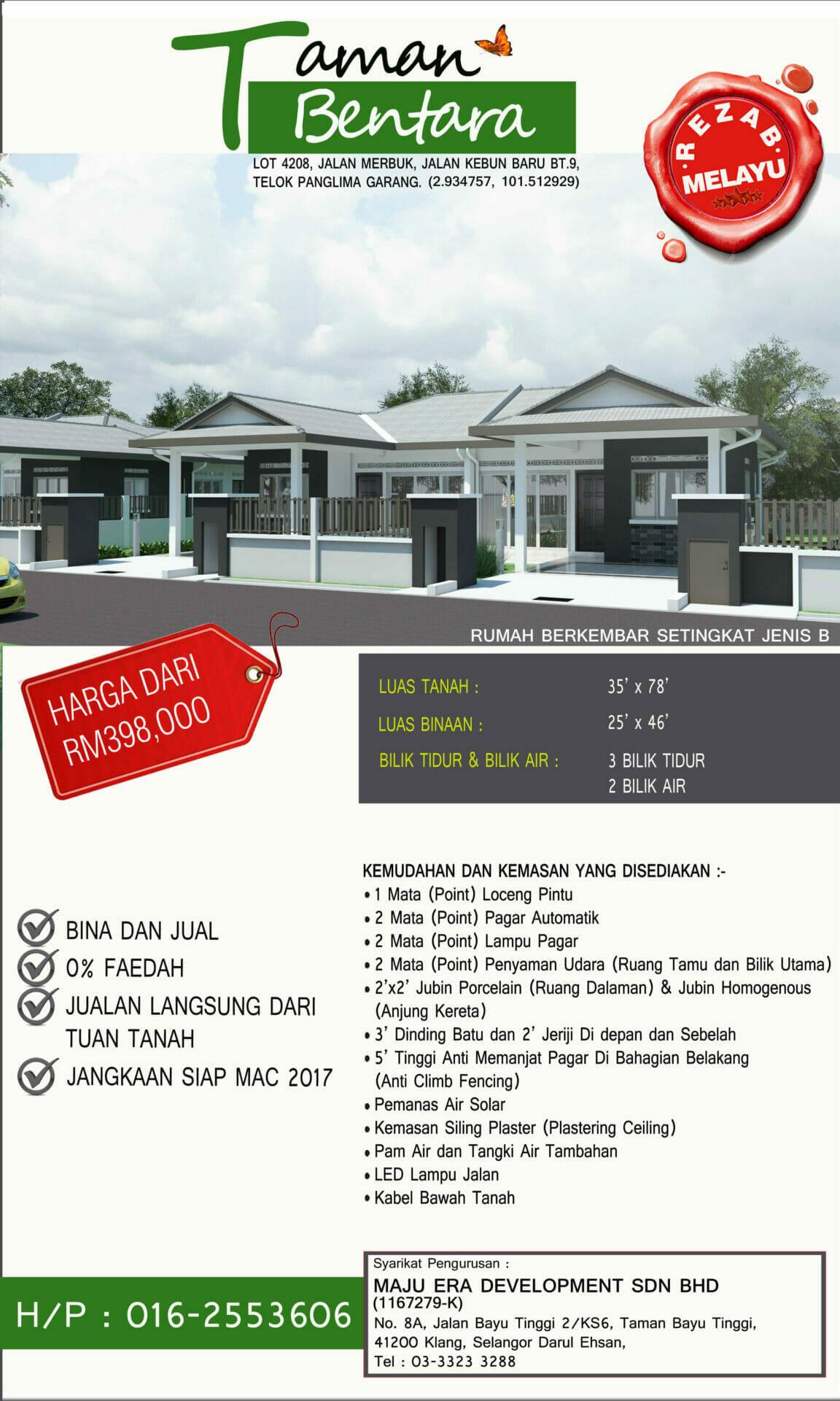 Lot 4208 Taman Bentara, Teluk Panglima Garang 53