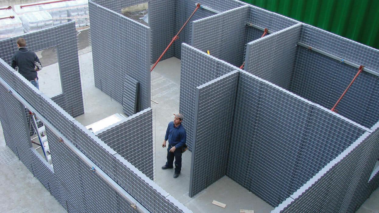 Single Wall Panel   Rumah IBS 4